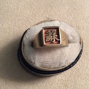Jewelry - 14k Signet Ring